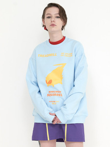 MIMICMON PRINT SWEAT SHIRTS